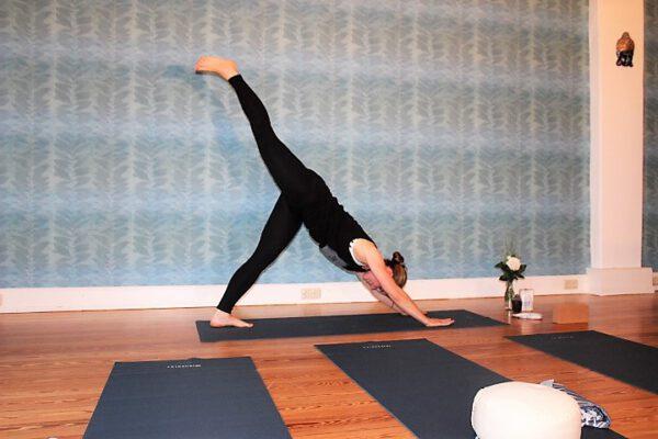 vinyassa Flow Yoga Kirstin Sternel Extraraum hamburg